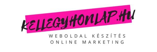 kellegyhonlap.hu logó - weboldal készítés
