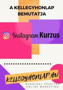 kellegyhonlap - instagram kurzus foto 4