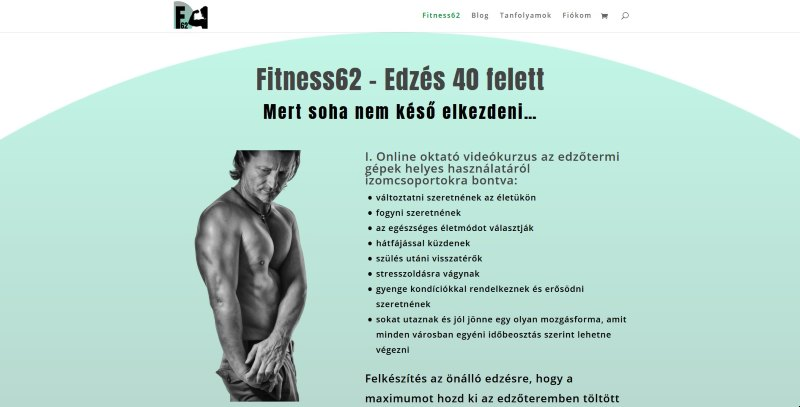 Fitness62 - referencia